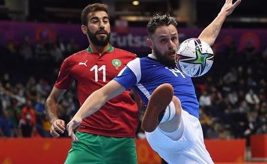 Lịch thi đấu bán kết futsal World Cup 2021 mới nhất