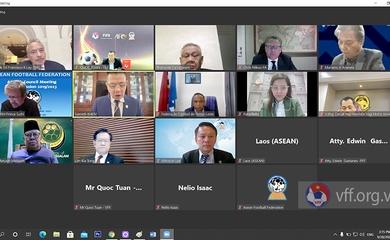 Việt Nam không chọn Thái Lan làm chủ nhà AFF Cup 2020