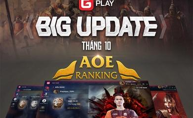 GPlay chính thức ra mắt phiên bản AoE Ranking