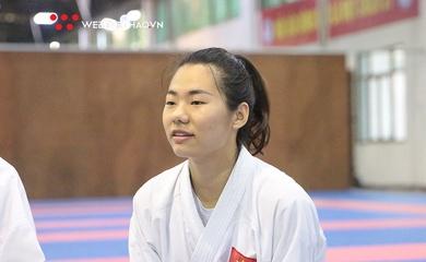 Nhà Vô địch Karatedo thế giới Nguyễn Thị Ngoan đã đối mặt thế nào với bệnh trầm cảm để tái xuất?