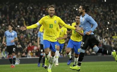 Link xem trực tiếp Brazil vs Uruguay, vòng loại World Cup 2022