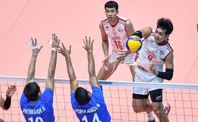 Á quân Thái Lan giành hạng 7 tại giải Vô địch các CLB nam châu Á