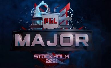Lịch thi đấu CS:GO PGL Major Stockholm 2021