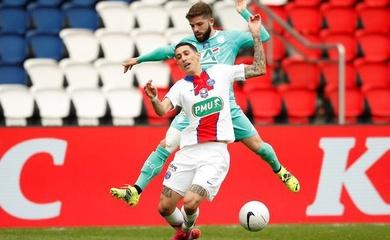 Link xem trực tiếp PSG vs Angers, bóng đá Ligue 1