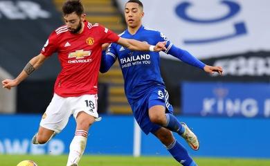 Đội hình ra sân Leicester City vs MU: Vardy đọ súng Ronaldo