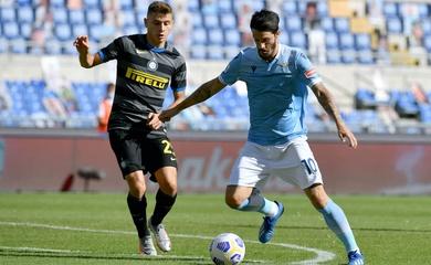 Kết quả Lazio vs Inter Milan: Ngược dòng khó tin