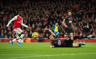 Lịch trực tiếp Bóng đá TV hôm nay 18/10: Arsenal vs Crystal Palace