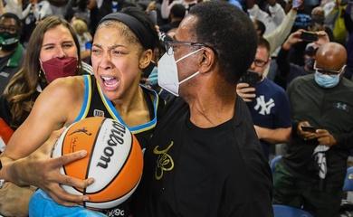 Chicago Sky giành chức vô địch WNBA 2021 lịch sử