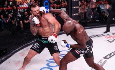 Chiêm ngưỡng cú knockout 51 giây của Corey Anderson lên Ryan Bader tại Bellator 268