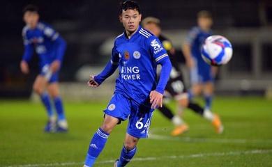 Thái Lan triệu tập sao Leicester đấu Lào ở vòng loại U23 châu Á 2022
