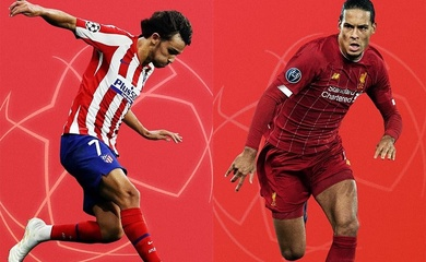 Lịch trực tiếp Bóng đá TV hôm nay 19/10: Atletico Madrid vs Liverpool