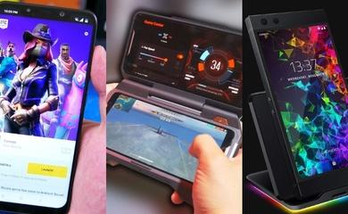 Top 5 gaming phone được game thủ ưa chuộng nhất năm 2021