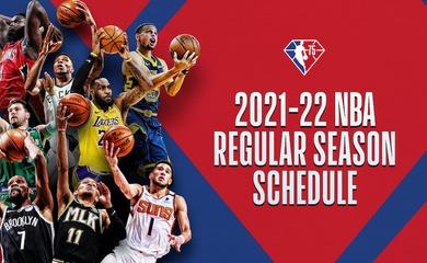 Lịch thi đấu NBA hôm nay 22/10: Golden State Warriors vs Los Angeles Clippers