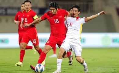 """Tuyển Trung Quốc bị """"đá xoáy"""" khi thua 3 trận ở vòng loại World Cup 2022"""