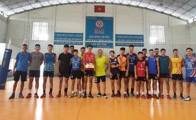 Vòng 2 giải bóng chuyền VĐQG Bamboo Airways 2021 xuất hiện HLV ngoại