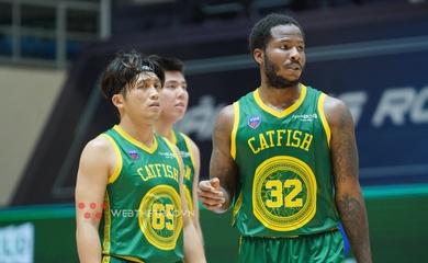 Đại bại trước Thang Long Warriors, Cantho Catfish thua 4 trận liên tiếp