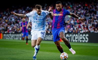 Kết quả Barcelona vs Dinamo Kiev, vòng bảng cúp C1