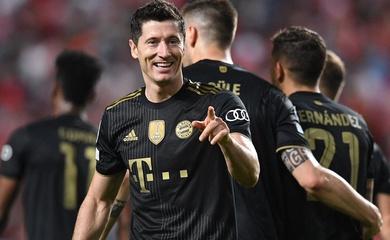 Kết quả Benfica vs Bayern Munich, vòng bảng cúp C1