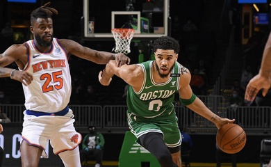 Nhận định NBA 2021-22: Boston Celtics vs New York Knicks (Ngày 21/10 6h30)