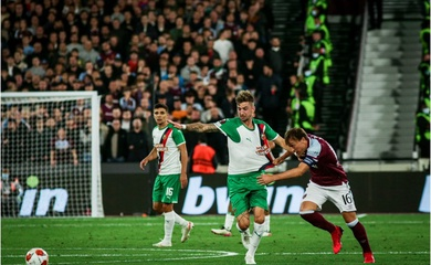 Link xem trực tiếp West Ham vs Genk, bóng đá cúp C2