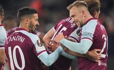 Kết quả West Ham vs Genk, vòng bảng cúp C2