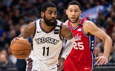 Nhận định NBA: Philadelphia 76ers vs Brooklyn Nets (ngày 23/10, 06h30)