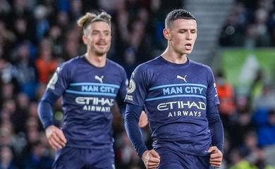 Kết quả Brighton vs Man City, vòng 9 Ngoại hạng Anh