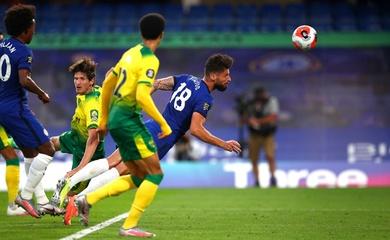 Đội hình ra sân Chelsea vs Norwich City: Lukaku và Werner vắng mặt