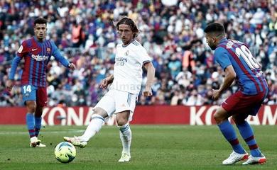 Kết quả Barcelona vs Real Madrid: Bản lĩnh Hoàng gia