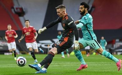 Đội hình ra sân MU vs Liverpool: Mane dự bị, Ronaldo so tài Salah
