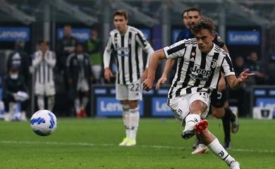 Kết quả Inter Milan vs Juventus, vòng 9 Serie A