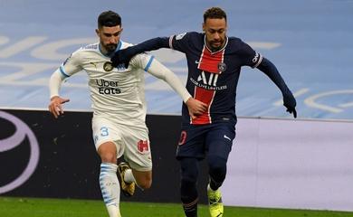 Link xem trực tiếp Marseille vs PSG, bóng đá Ligue 1