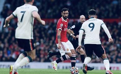 Trực tiếp MU vs Liverpool: Salah nhấn chìm 'Quỷ đỏ'