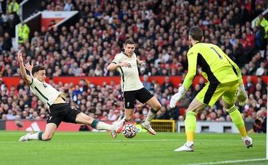 Trực tiếp MU vs Liverpool: Hai gáo nước lạnh