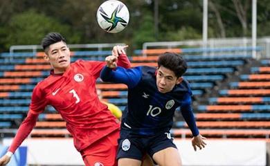 Kết quả vòng loại U23 châu Á 2022 mới nhất