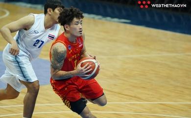 Top 5 hậu vệ dẫn bóng xuất sắc nhất bóng rổ Việt Nam