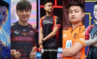 Topp 5 game thủ PES xuất sắc nhất Việt Nam