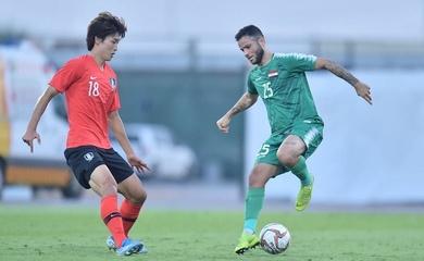 Kết quả U23 Hàn Quốc vs U23 Philippines, vòng loại châu Á