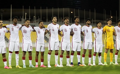 Kết quả U23 Qatar vs U23 Yemen, vòng loại châu Á