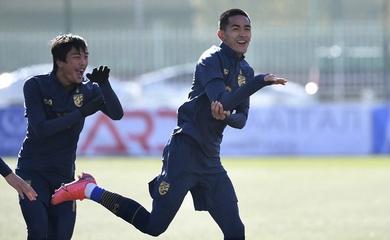 Kết quả U23 Thái Lan vs U23 Mông Cổ, vòng loại châu Á 2022