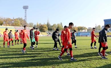 U23 Việt Nam làm điều chưa từng có trước trận gặp U23 Đài Loan