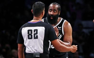 James Harden câu lỗi bất thành, HLV Brooklyn Nets đứng ra bảo vệ học trò