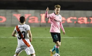 Nhận định Vallecano vs Barcelona: Cạn kiệt niềm tin