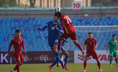 """Thắng chật vật U23 Đài Loan, VFF thưởng """"nóng"""" U23 Việt Nam 300 triệu đồng"""