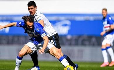 Link xem trực tiếp Sampdoria vs Atalanta, bóng đá Serie A