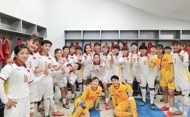 """Kết quả bốc thăm Asian Cup nữ 2022: Việt Nam nằm ở bảng """"tử thần"""""""