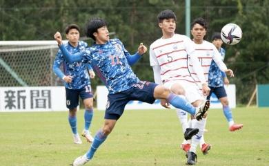Link xem trực tiếp U23 Nhật Bản vs U23 Hong Kong, vòng loại châu Á