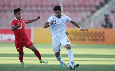 Link xem trực tiếp U23 Lebanon vs U23 Iran, vòng loại châu Á