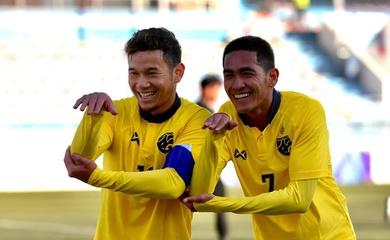 Kết quả U23 Thái Lan vs U23 Lào, vòng loại châu Á