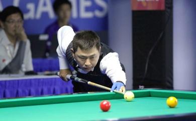 Trực tiếp hôm nay 4/3: Mã Minh Cẩm vs David Zapata đấu tứ kết billiards PBA World Championship